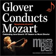 Glover Conducts Mozart